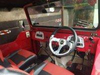 Toyota Hartop canvas Tahun 1986 bensin
