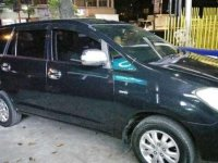 Toyota Kijang Innova G Luxury MT Tahun 2006 Manual