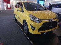 Jual Toyota Agya G 2018