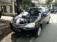 Toyota Etios valco E manual 2014 black