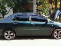 Toyota Corolla Altis J MT Tahun 2001 Manual