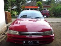 Toyota Corolla MT Tahun 1992 Manual