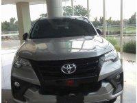 Jual Toyota Fortuner TRD 2018