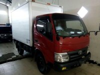 Toyota Dyna Manual 6R CHASIS 110 PS FT 2016 Merah