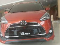 Jual Toyota Sienta V ALL NEW 2018