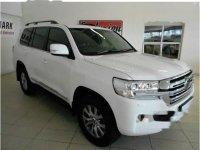 Toyota Land Cruiser VX Grade 2017 SUV Automatic