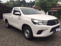 Toyota Hilux E 2015 Pick Up Putih