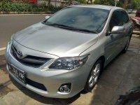 Toyota Corolla Altis V AT Tahun 2012 Automatic