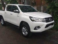 Toyota Hilux V MT Tahun 2018 Manual