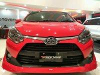 Toyota Agya G 2017 Hatchback
