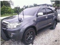 Jual Toyota Fortuner V 2006 Riau