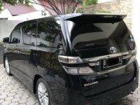 2014 Toyota Vellfire ZG Premium Sound