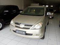 Toyota Kijang Innova V Luxury 2007