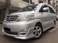 Jual mobil Toyota Alphard 2006 DKI Jakarta