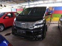 Toyota Vellfire X 2011 Wagon