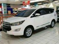 Toyota Innova Reborn V Dsl At 2016 Putih Ori
