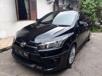 2014 Toyota Yaris E Manual