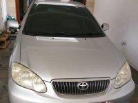 2006 Toyota Corolla Altis Sedan
