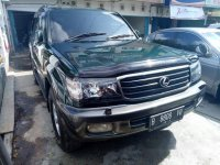 Toyota Land Cruiser VX Limited 2002
