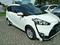 2016 Toyota Sienta G Manual