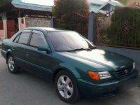 Toyota Soluna Tahun 2000 Hijau