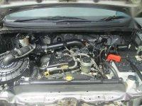 Toyota Innova G AT 2015 Silver Metalik Mulus