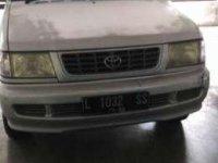 Toyota Kijang LSX MT Tahun 2002 Manual