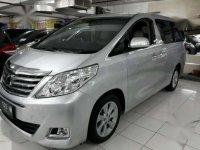 Toyota New ALPHARD type X 2.4 metic 2013