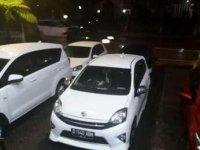 Jual Toyota Agya G TRD 2012 pemakaian pribadi