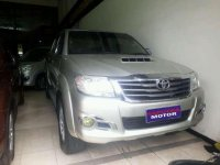 Toyota HILUX 2.5G VNT 4x4 Double 2013