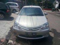 Toyota Etios E MT 2013