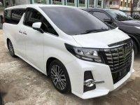 Toyota Alphard Sc 2015 Km 20rb