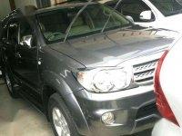 Toyota Fortuner G TRD 2010