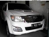 Toyota Hilux E 2015 Pickup Truck