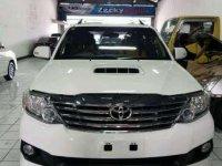 Toyota Fortuner VNT MT 2013 Asli AB 1 Istimewa