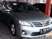 Toyota Altis G 2013