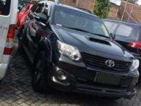 Dijual Toyota Fortuner G TRD  2014