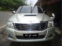 Toyota Hilux G D-4D 2013 Silver