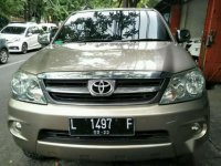 Toyota FORTUNER 2.7 V (4X4) A/T 2007