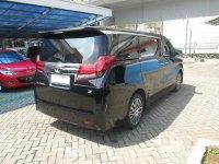 2015 Toyota Alphard G Istimewa