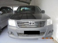 Toyota Hilux Single Cabin 2015