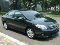 Toyota Corolla Altis V 2008 Sedan