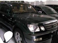 Jual mobil Toyota Land Cruiser 2002 Jawa Timur