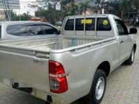 Toyota Hilux Pu diesel 2.5 MT 2013