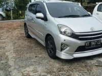 Jual Toyota Agya TRD Sportivo 2014 jarang pakai