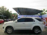 Dijual Mobil Toyota Fortuner G 2.5 VNT Turbo AT Tahun 2013