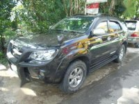 Toyota Fortuner G AT Tahun 2006 Automatic