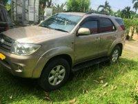 Dijual Toyota Fortuner G Luxury 2010