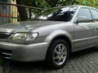 Toyota Soluna G Li 2003 MT silver // ela