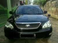 Toyota Harrier 240G 2011